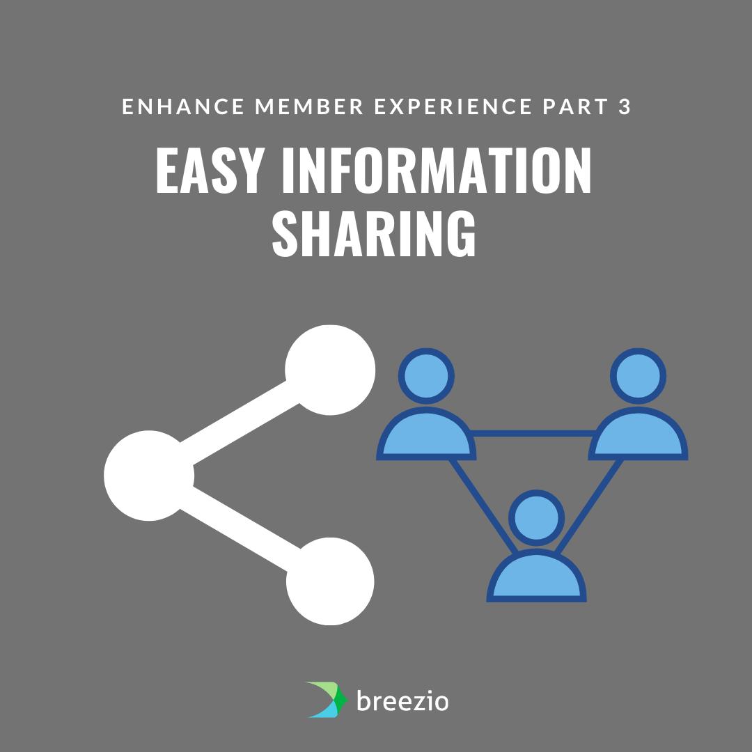 Enhance Member experience Part 3