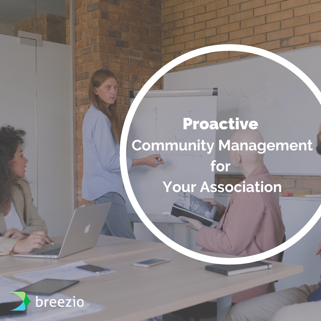 Proactive Community Management for Your Association